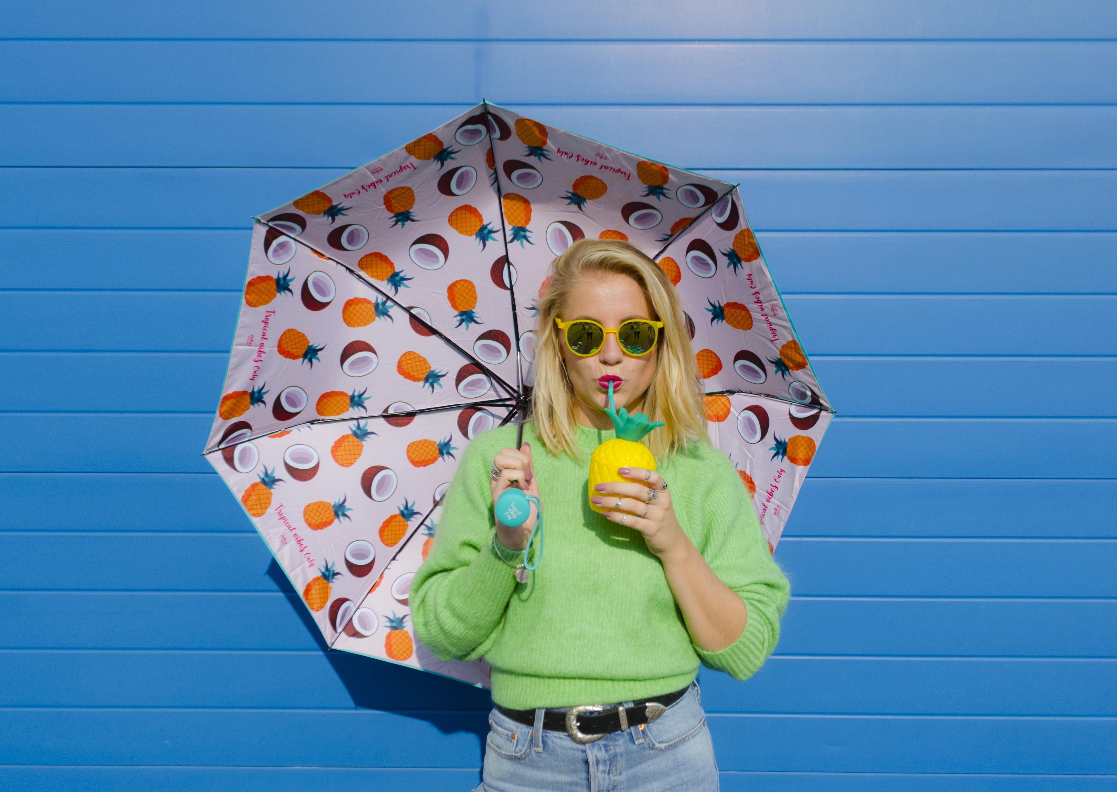 Noviteit TrendZ: Neon, retro en paraplu's van Dresz Internationale