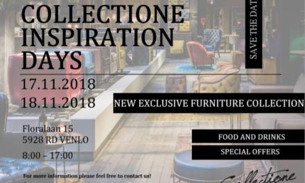 Invitatie Collectione Inspiration Days