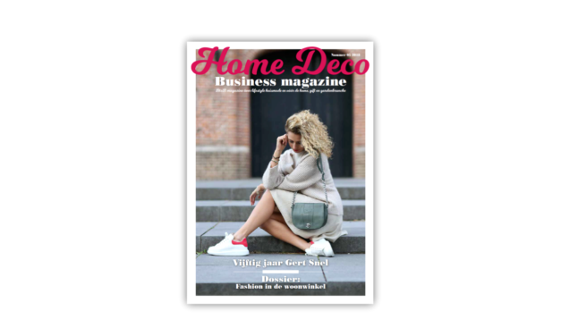 In de nieuwe Home Deco Business…
