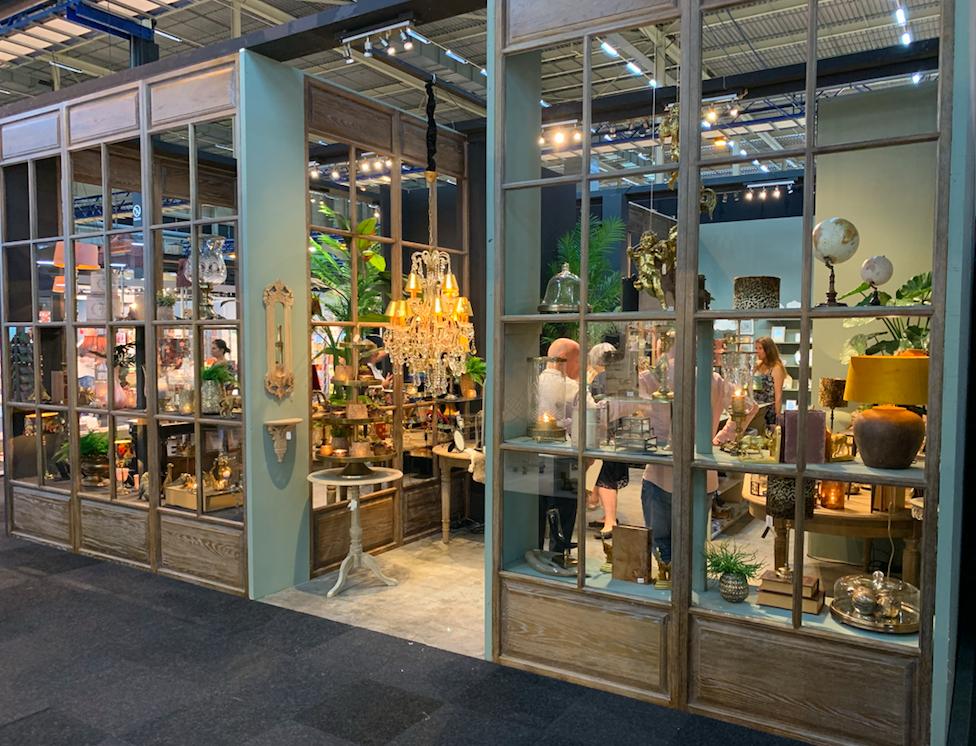 Er viel meer te lezen over het bedrijf van Willem Zandbergen in de beursspecial van Home Deco Business Magazine die werd uitgedeeld door de organisatie aan de bezoekers.