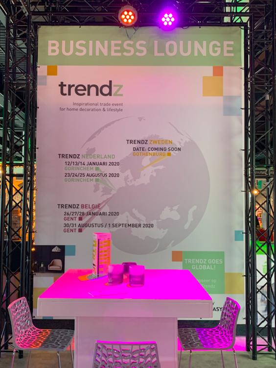TrendZ gaat Europa in!