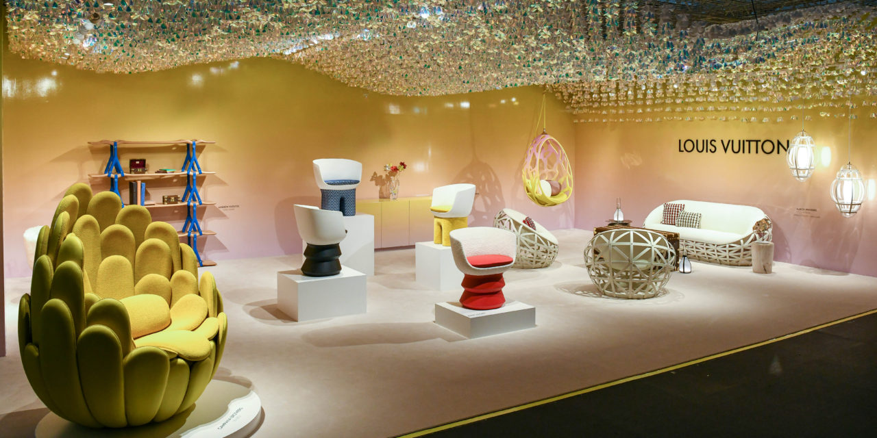 De Object Nomades-collectie van Louis Vuitton