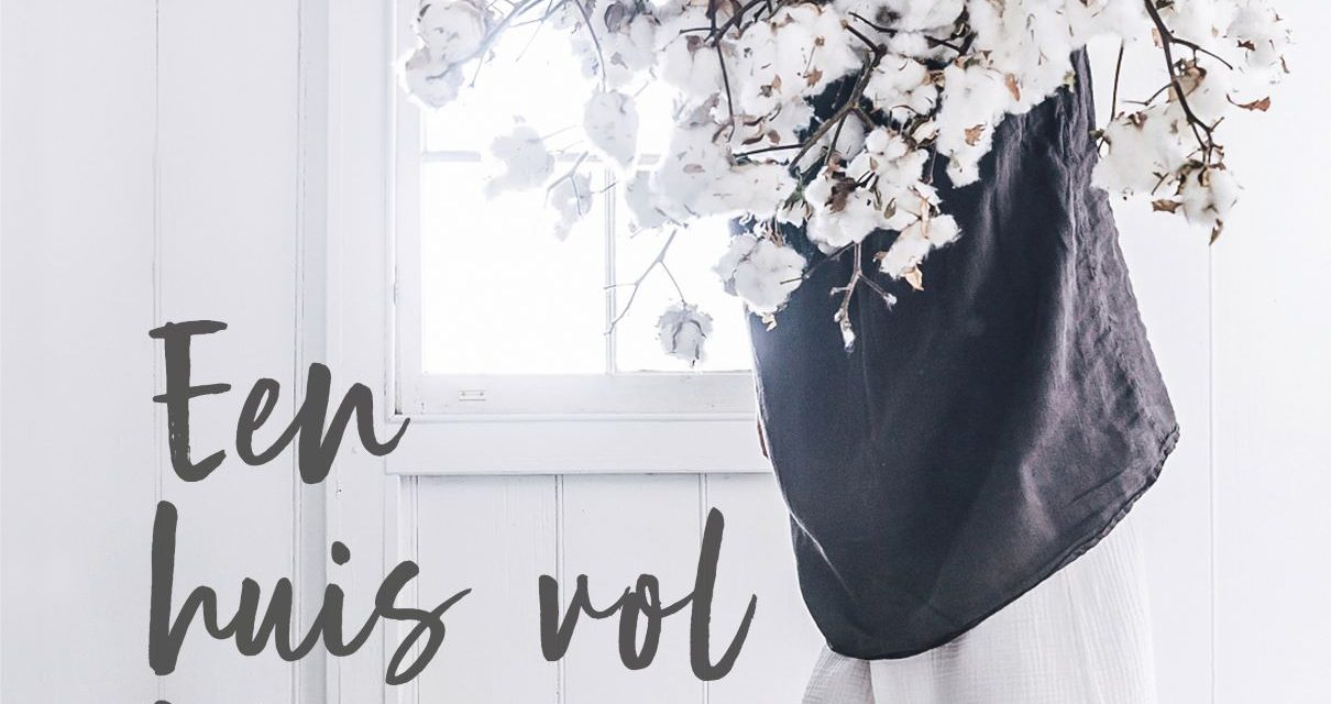 Ontvang het boek 'Een huis vol bloemen' gratis bij een abonnement!