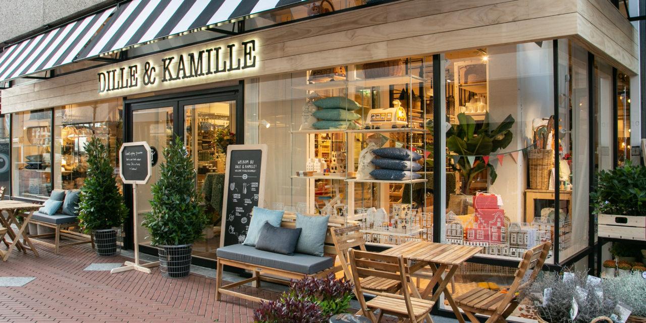 Winkels DILLE & KAMILLE weer open