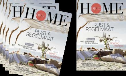 Binnenkort verschijnt de nieuwste editie van Home Deco Business Magazine!