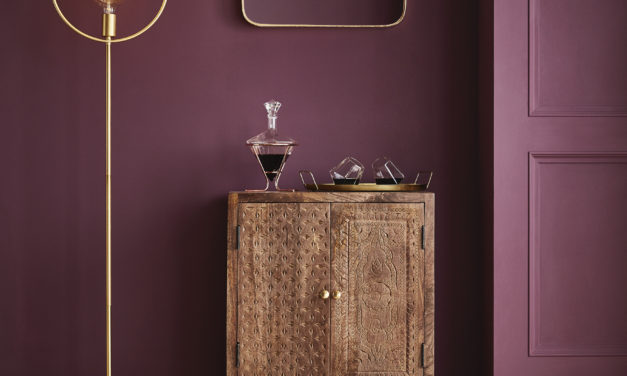 Epoch: colour of the year 2021 van Graham & Brown