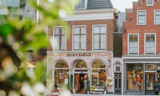 Nieuwe winkel voor Dille & Kamille in Leeuwarden