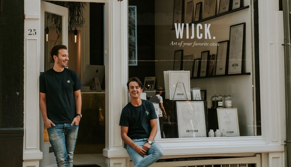 FD Gazelle voor start-up WIJCK.