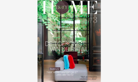Mediagegevens vakblad Home Deco Business Magazine