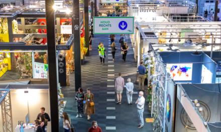 Home deco vakbeurs Trendz voorjaar 2021 'verplaatst'