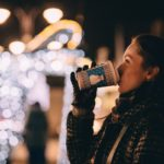 Hoe druk wordt het in de winkelstraten voor Kerst?