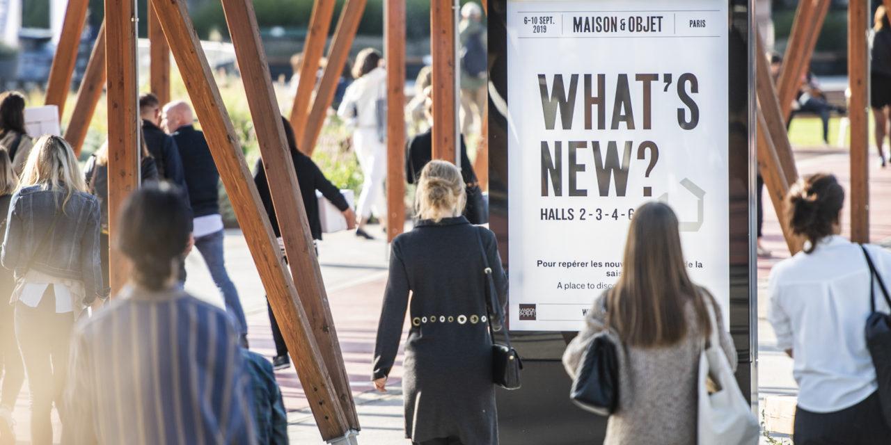 Voorjaarseditie Maison&Objet afgelast