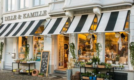 Hutspot in handen van Dille & Kamille