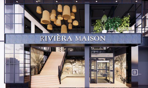 Binnenkort opent nieuw concept van Rivièra Maison in Leidschendam