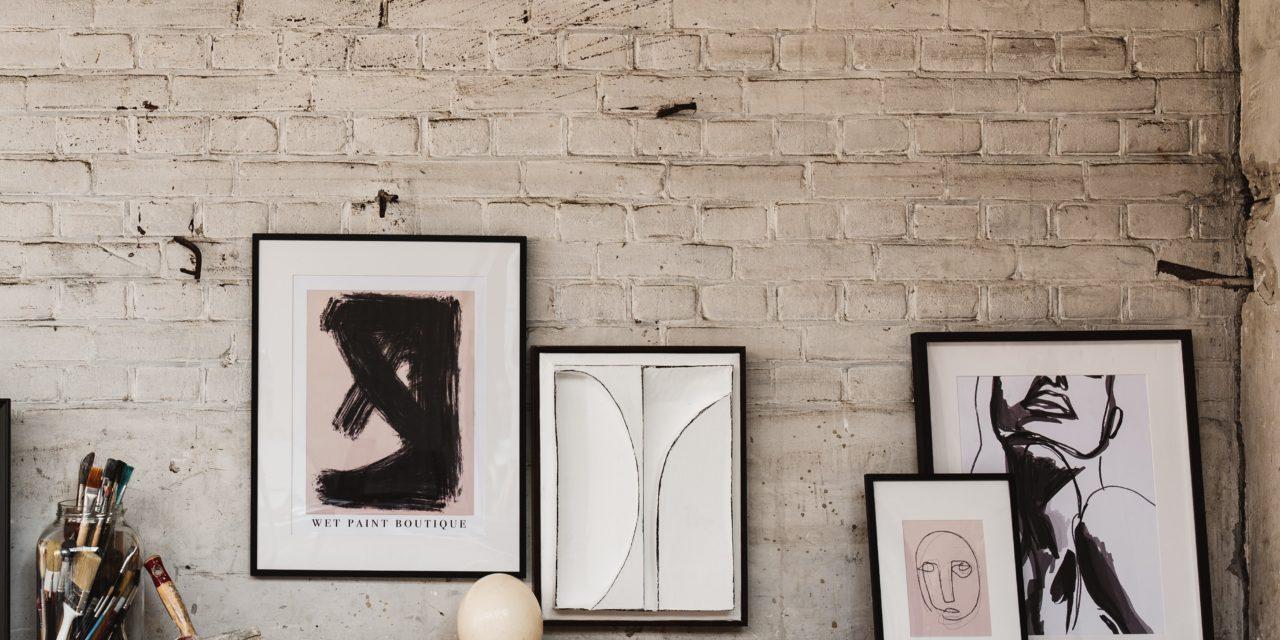 Online galerie Wet Paint Boutique gaat van start