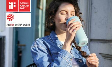 Mepal wint drie internationale designprijzen