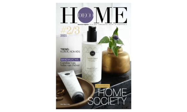 Nieuwe editie Home Deco Business Magazine verschijnt binnenkort